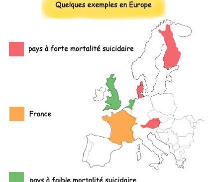 Épidémiologie du suicide