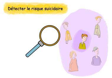 détecter le risque suicidaire